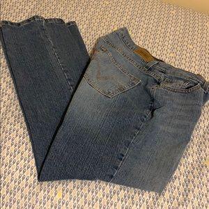 Levi Jeans 529 Curvy size 12 M